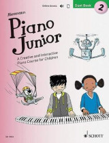 Omslag - Piano Junior: Duet: Book 2