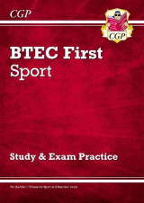 Omslag - BTEC First in Sport - Study & Exam Practice with CD-Rom
