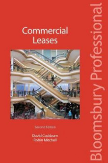 Commercial Leases av David Cockburn og Robin Mitchell (Heftet)