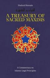 Omslag - A Treasury of Sacred Maxims