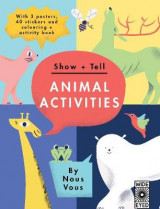 Omslag - Show + Tell: Animal Activities