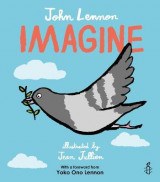 Omslag - Imagine - John Lennon, Yoko Ono Lennon, Amnesty International illustrated by Jean Jullien