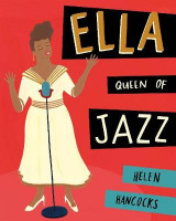 Omslag - Ella Queen of Jazz