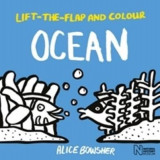 Omslag - Lift-the-Flap and Colour Ocean