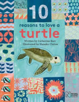 Omslag - 10 Reasons to Love a... Turtle
