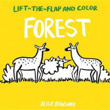 Omslag - Lift-The-Flap and Color: Forest