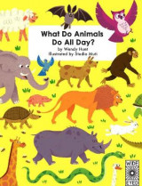 Omslag - What Do Animals Do All Day?