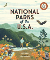 National Parks of the USA av Kate Siber (Innbundet)