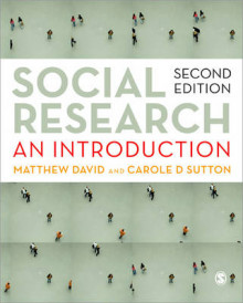 Social Research av Carole Sutton og Dr. Matthew David (Heftet)