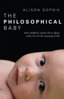 Omslag - The Philosophical Baby