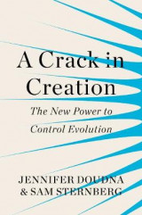 Omslag - Crack in creation - the new power to control evolution