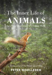 The Inner Life of Animals av Peter Wohlleben (Innbundet)