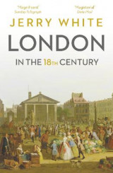 Omslag - London In The Eighteenth Century