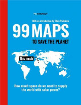Omslag - 99 Maps to Save the Planet