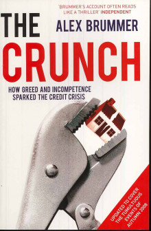 The Crunch av Alex Brummer (Heftet)