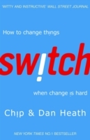 Switch av Chip Heath og Dan Heath (Heftet)