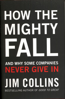 How the mighty fall av Jim Collins (Innbundet)