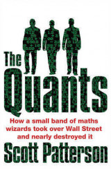 Omslag - The Quants