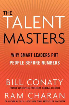 The Talent Masters av Ram Charan og Bill Conaty (Heftet)