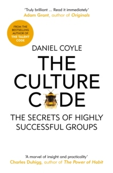 The Culture Code av Daniel Coyle (Heftet)