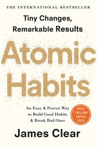 Atomic Habits av James Clear (Heftet)