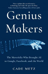 Omslag - Genius Makers