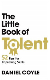 Omslag - The Little Book of Talent