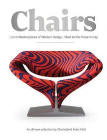 Landmarks of chair design av Charlotte Fiell (Innbundet)