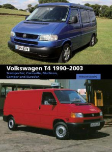 Volkswagen T4 1990-2003 av Richard Copping (Innbundet)