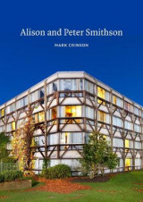 Omslag - Alison and Peter Smithson