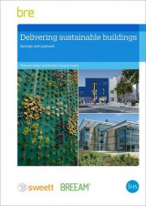Omslag - Delivering Sustainable Buildings