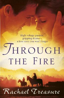 Through the Fire av Rachael Treasure (Heftet)