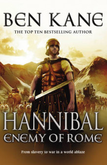 Hannibal: Enemy of Rome av Ben Kane (Innbundet)