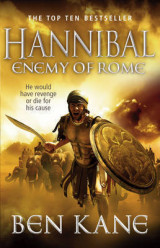 Omslag - Hannibal: Enemy of Rome