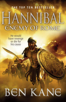 Hannibal: Enemy of Rome av Ben Kane (Heftet)