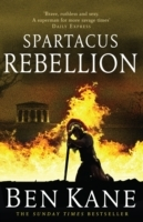 Omslag - Spartacus: Rebellion