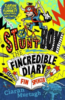 The Fincredible Diary of Fin Spencer av Ciaran Murtagh (Heftet)