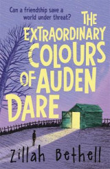 Omslag - The Extraordinary Colours of Auden Dare