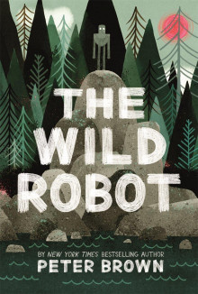 The wild robot av Peter Brown (Heftet)