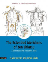Omslag - The Extended Meridians of Zen Shiatsu