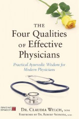 Omslag - The Four Qualities of Effective Physicians