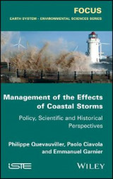Omslag - Management of the Effects of Coastal Storms