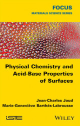 Omslag - Physical Chemistry and Acid-Base Properties of Surfaces