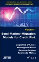 Omslag - Semi-Markov Migration Models for Credit Risk