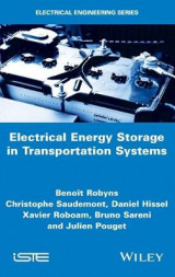 Omslag - Electrical Energy Storage in Transportation Systems
