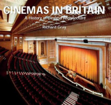 Cinemas in Britain av Richard Gray (Innbundet)