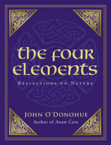 The Four Elements av John O'Donohue (Innbundet)