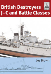 ShipCraft 21: British Destroyers av Les Brown (Heftet)