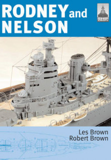 Shipcraft 23 - Rodney and Nelson av Les Brown og Robert Brown (Heftet)