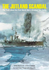 Omslag - The Jutland Scandal